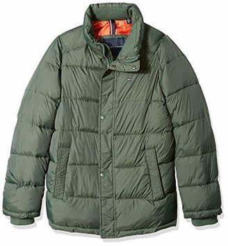 Tommy Hilfiger Men's Big and Tall Classic Puffer Jacket