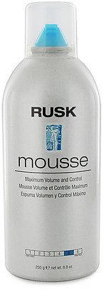 Rusk Mousse Maximum Volume And Control