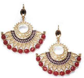 Avon Mark Byzantine Goddess Earrings