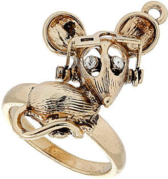 Topshop Mouse Ring