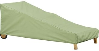 Crate & Barrel Chaise Lounge Outdoor Furniture Cover.