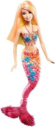Barbie Pink Color Change Mermaid Doll