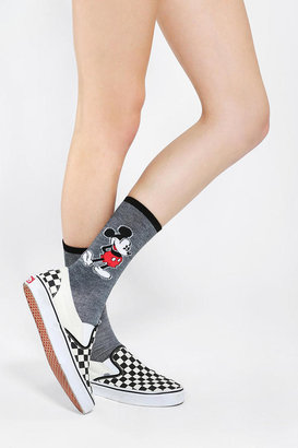 Urban Outfitters Mickey Mouse Crew Sock