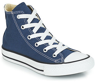 Converse HI girls's Shoes (High-top Trainers) in Blue
