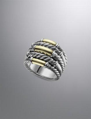 David Yurman Metro Cable Five-Row Ring
