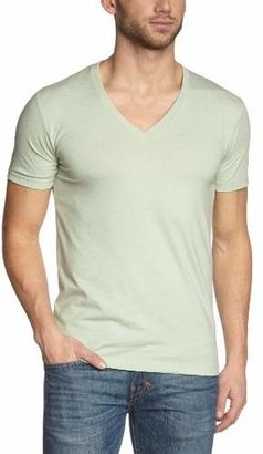 51b0d25e Selected Men'S V-Neck Short Sleevet-Shirt - - (Brand Size: Xxl