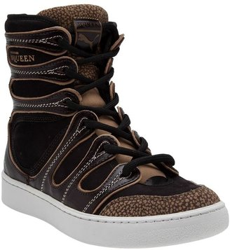 Alexander McQueen Puma Black Label By Husska' boots
