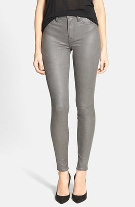 7 For All Mankind ® Knee Seam Skinny Pants $198 thestylecure.com