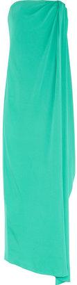 Diane von Furstenberg Madon stretch-silk gown