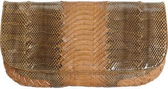 Bottega Veneta Ayers Fold-Frame Clutch