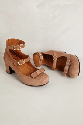 Anthropologie Kasset Heels