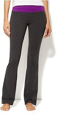 New York & Co. Love, NY&C Collection - Studded Bootcut Yoga Pant