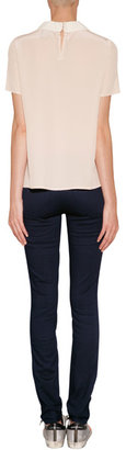 Marc by Marc Jacobs High-Wasted Jean-Leggings in Crosby