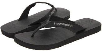 Havaianas Urban Flip Flops (Black) - Footwear