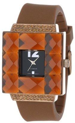 Rocawear Women's RL0126BR1-050 Stylish Bracelet Enamel Bezel Watch $19.98 thestylecure.com