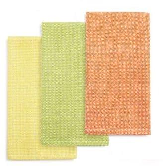Sur La Table Waffle-Weave Kitchen Towels