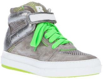 Ruco Line Rucoline 'Soft Speed' hi-top sneaker