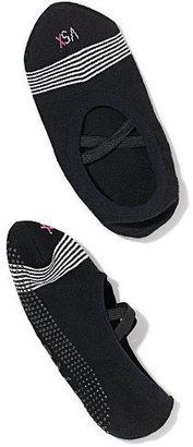 Victoria's Secret Sport NEW! Ballet Gripper Sock