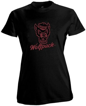 Russell Athletic north carolina state wolfpack tee - women