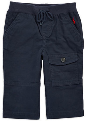Ralph Lauren Baby Boys Newborn Boys 0-9 Months Cargo Style Pants