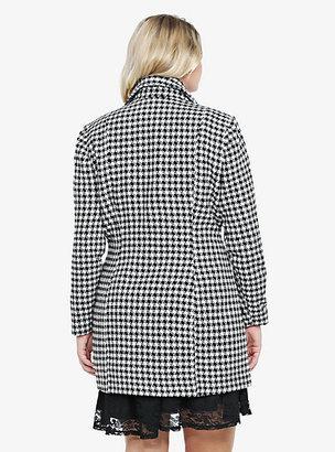 Torrid Houndstooth Coat