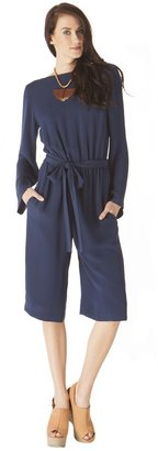 Contrarian Vienna V Back Jumpsuit