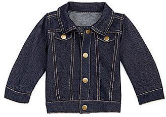 Baby Starters 3-9 Months Denim-Look Knit Jacket