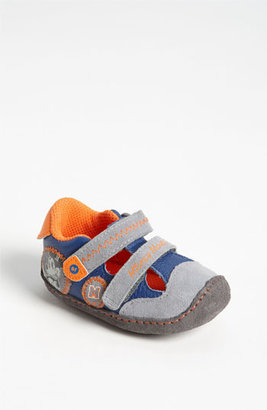 Stride Rite 'Crawl - Mickey Mouse®' Slip-On (Baby)
