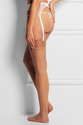 La Perla Allure 13 Denier Stockings - Neutral