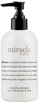 philosophy 'miracle Worker' Lactic Acid Cleanser & Mask