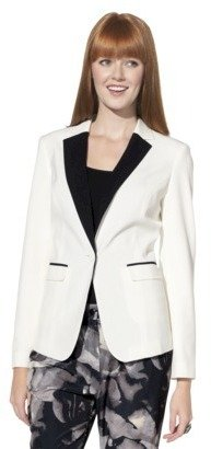 Mossimo Women's Colorblock Blazer - Assorted Colors