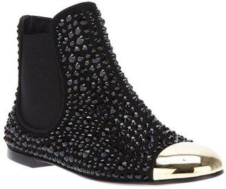 Giuseppe Zanotti Design embellished chelsea boots