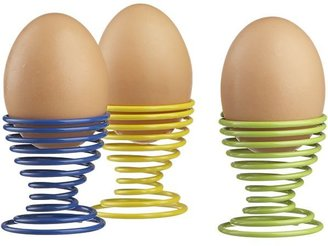 Crate & Barrel Coil Egg Cups