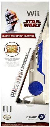 Nintendo wii ™ star wars ® the clone wars ™ republic heroes ™ clone trooper ™ blaster