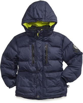 Hawke & Co Kids Jacket, Boys Down Bubble Jacket