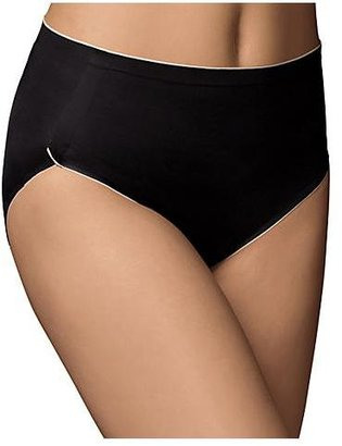 Flexees Decadence Hi-Cut Slimming Brief Shapewear