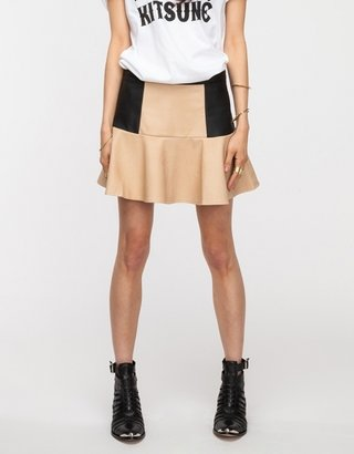 Delmar Colorblock Skirt