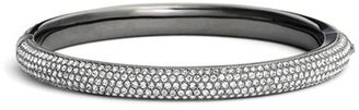 Women's Nadri Pave Crystal Bangle $150 thestylecure.com