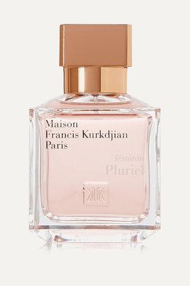 Francis Kurkdjian Feminin Pluriel Eau De Parfum - Violet & Vetiver, 70ml