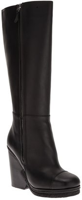 Marc by Marc Jacobs chunky heel boot