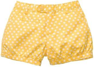 Osh Kosh dotted shorts- toddler