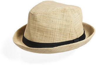Spiegel Straw Fedora Hat