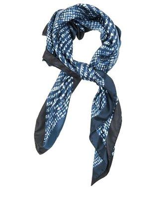 Sportmax Bosso silk scarf