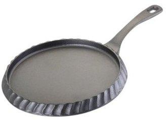 "Paula Deen 11 "" Cast Iron Hoecake Pan"