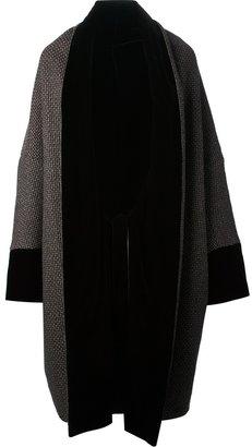 Giorgio Armani reversible coat