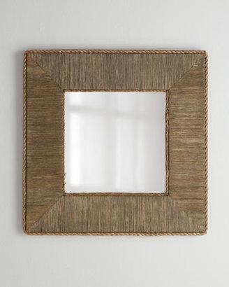 """Basket Rope"" Mirror"
