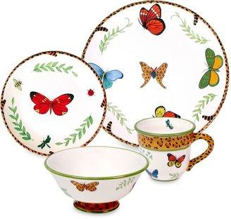 Bed Bath & Beyond Butterfly Paradise Dinnerware for Zrike