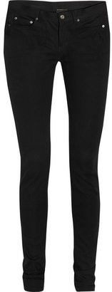 Saint Laurent Low-rise skinny jeans