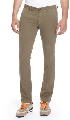 HUGO BOSS 'Schino-Slim-D' | Slim Fit, Stretch Cotton Casual Pants by BOSS Orange
