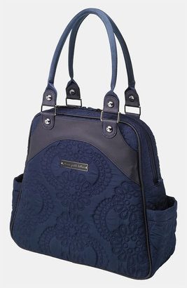 Petunia Pickle Bottom Embossed Diaper Bag